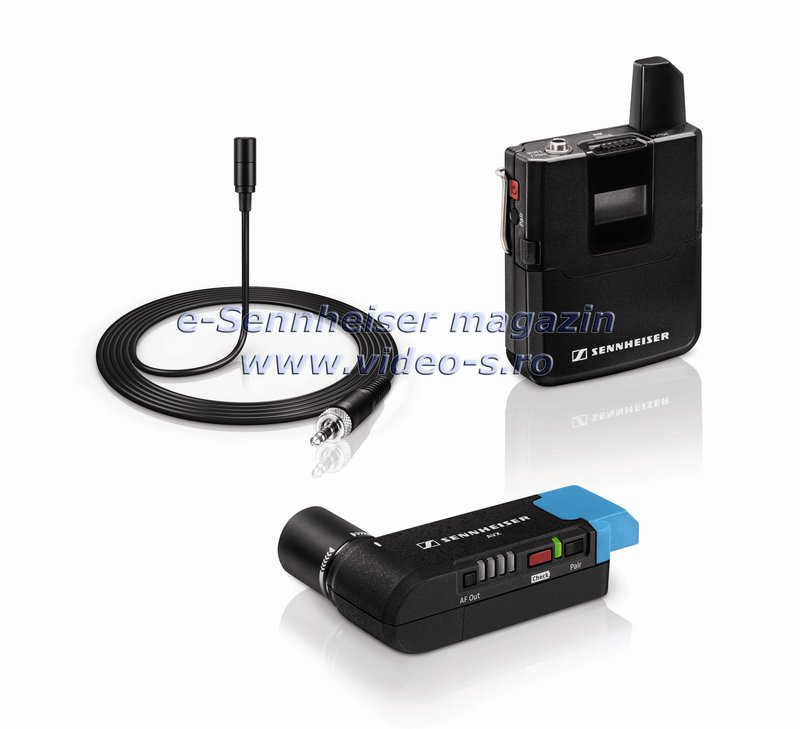 Sennheiser AVX-ME2 Lavalier SET pt camere video